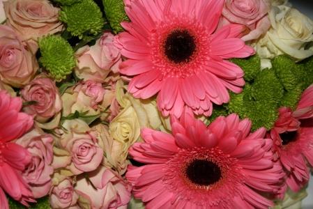 Obundna blommor